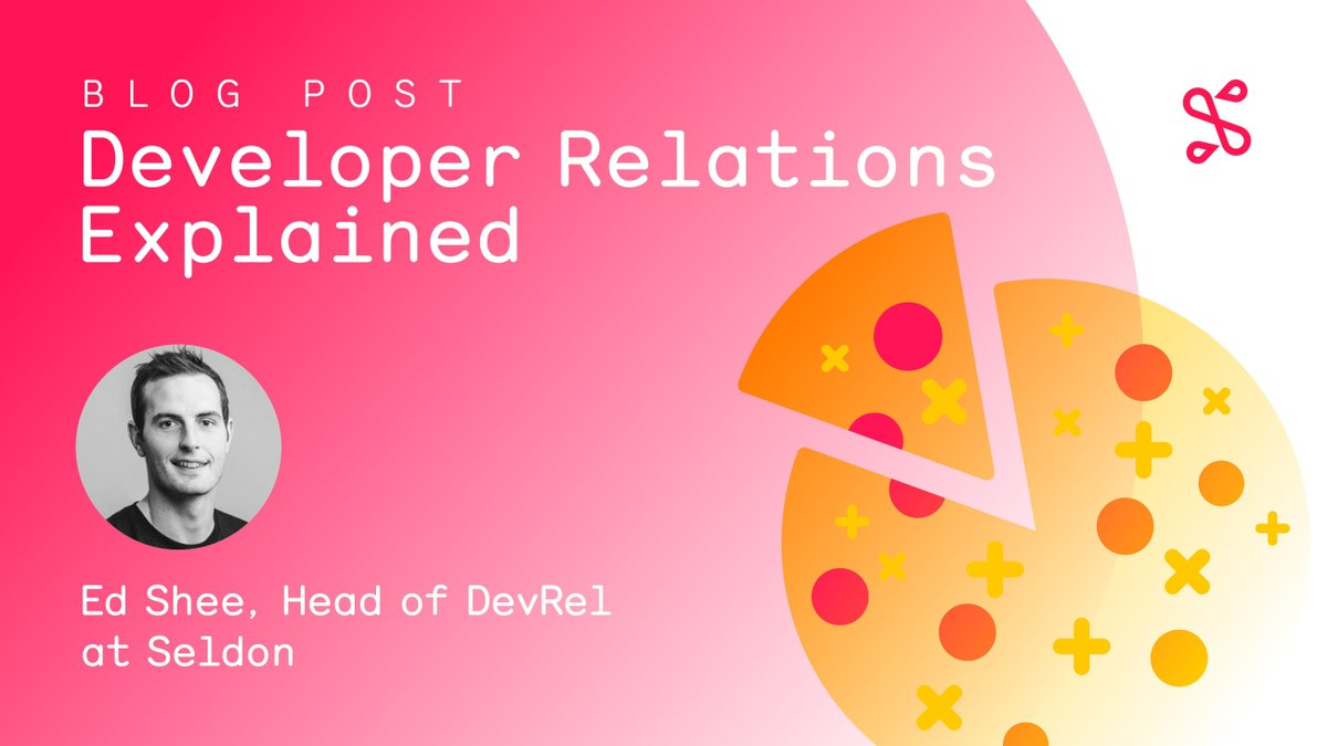 Recently, we hired @ukcloudman as Seldon's new Head of Developer Relations. Sometimes referred to as Developer Advocacy, Developer Evangelism or DevRel, Developer Relations is a tricky topic to summarise. Ed outlines exactly what his job entails, here 👉 buff.ly/2X4iKp8