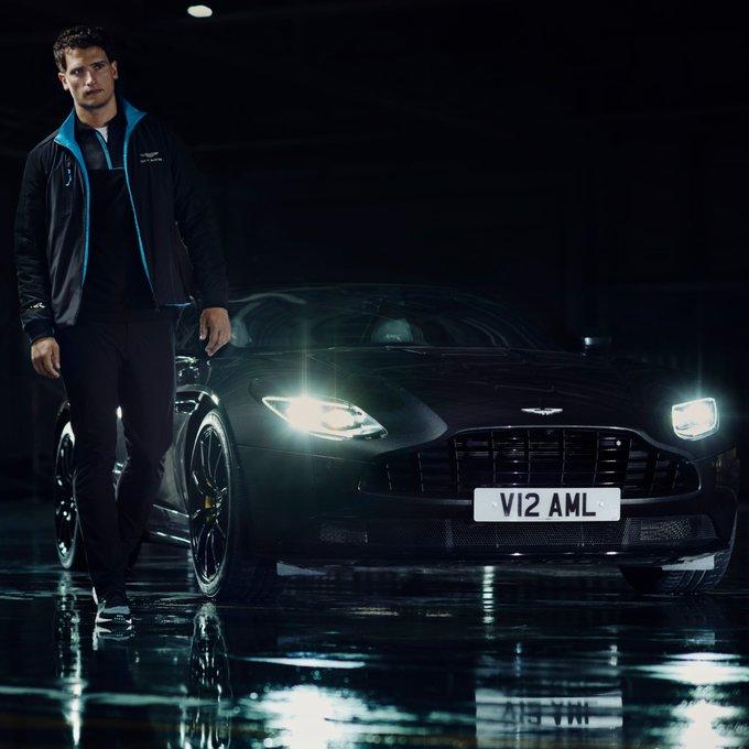 The new Aston Martin Racing…