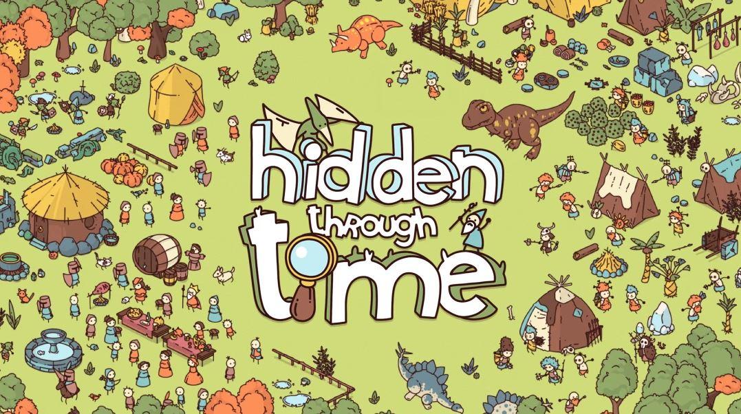 Hidden Through Time (S) $5.35 via eShop.