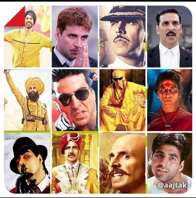 Happy Birthday   Akshay Kumar          Lots of love....