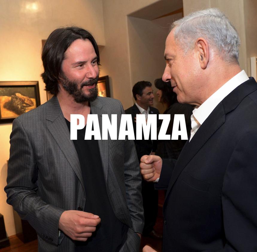 Keanu Reeves sert la Matrice