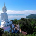 Image for the Tweet beginning: #VirtualThailand: Drone photos of the