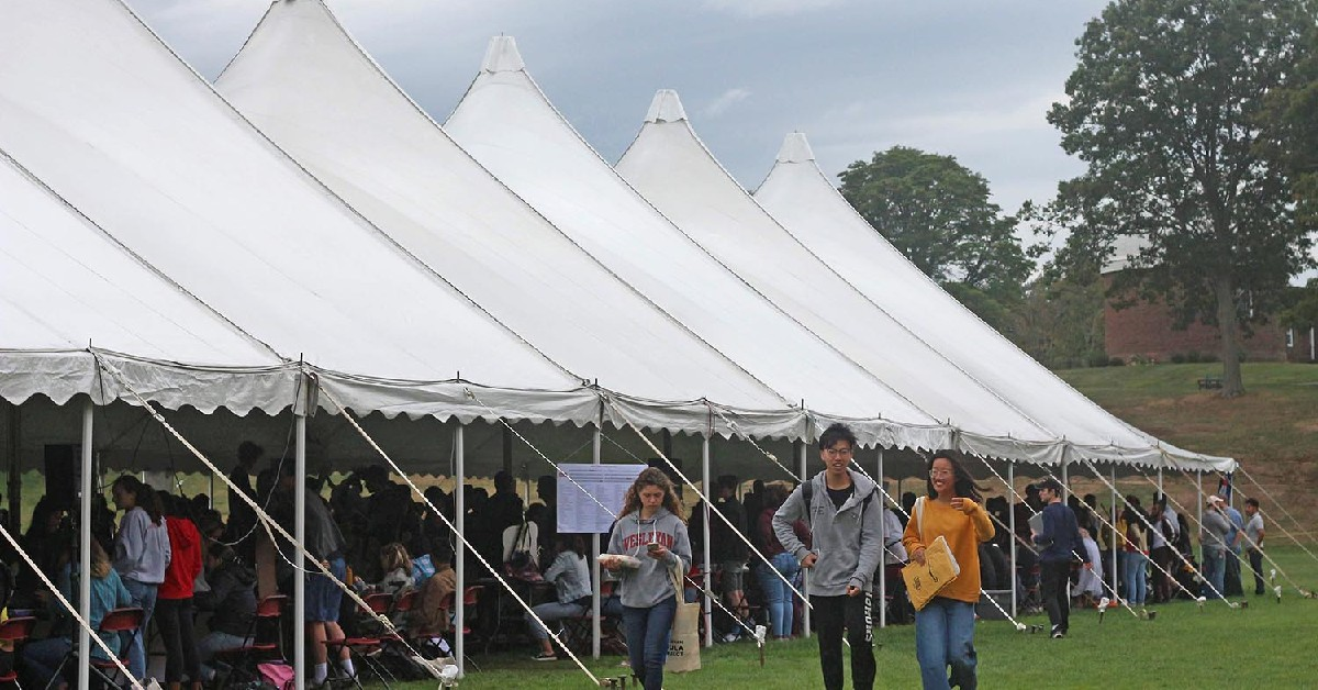 test Twitter Media - The relationships formed in student groups go beyond time on campus and can serve as a starting point to help them make changes in the world. Students can attend this year's involvement fair on 9/10, 2-5 p.m. under Huss Tent to learn more.   https://t.co/qd6C9jP6IY https://t.co/HqnE6hukRT