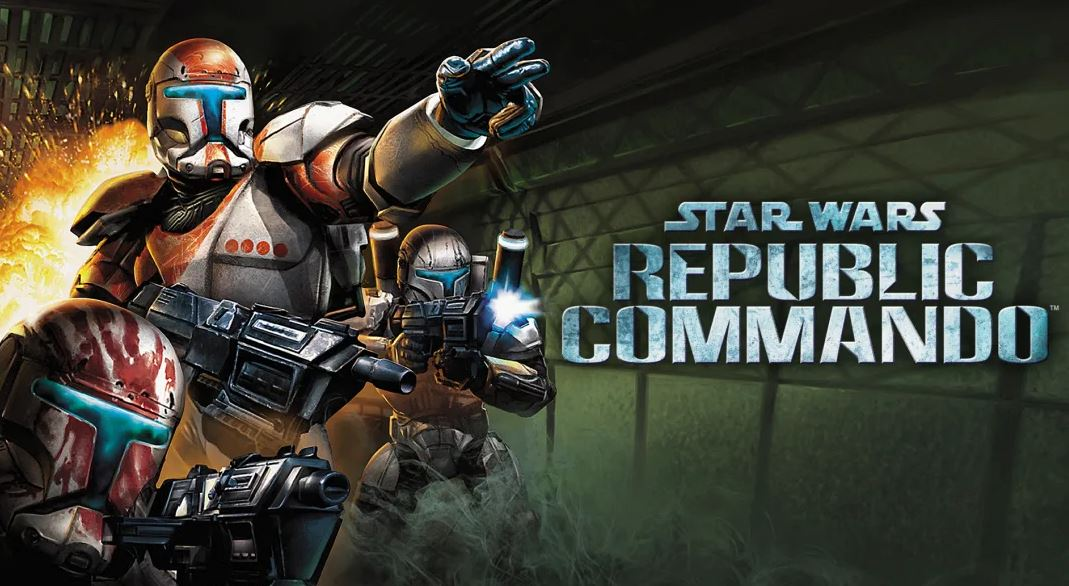 STAR WARS Republic Commando (S) $7.49 via eShop.