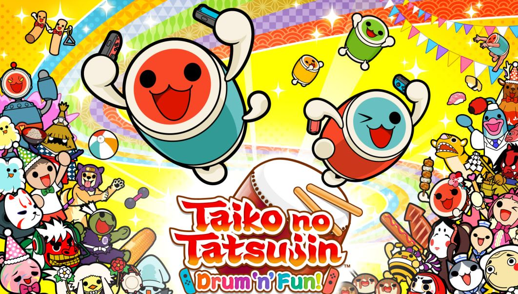 Taiko no Tatsujin: Drum 'n' Fun! (S) $9.99 via eShop.