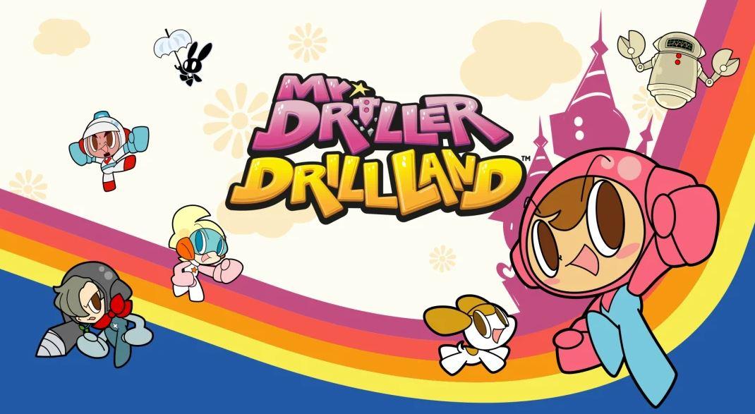 Mr. DRILLER DrillLand (S) $7.49 via eShop.