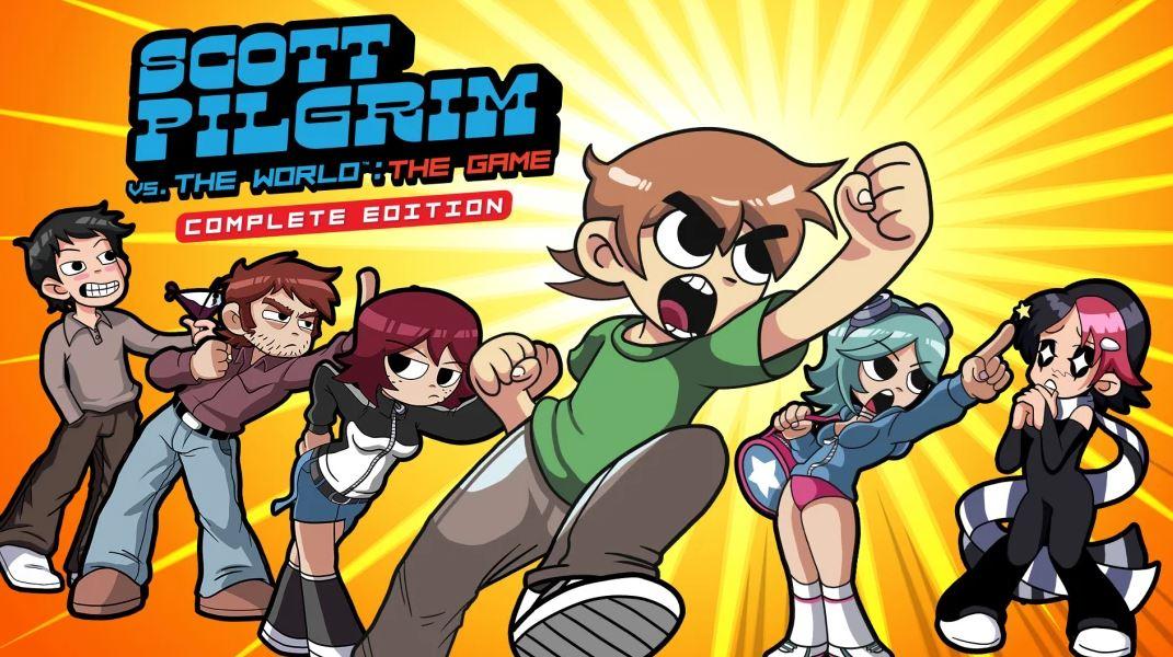 Scott Pilgrim vs. The World: The Game – Complete Edition (S) $7.49 via eShop.