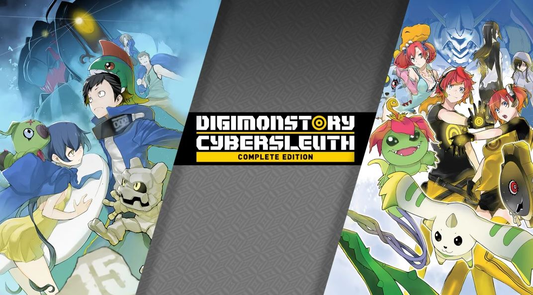 Digimon Story Cyber Sleuth: Complete Edition (S) $19.99 via eShop.
