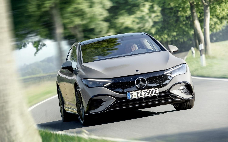 Mercedes-EQ tanıtıldı