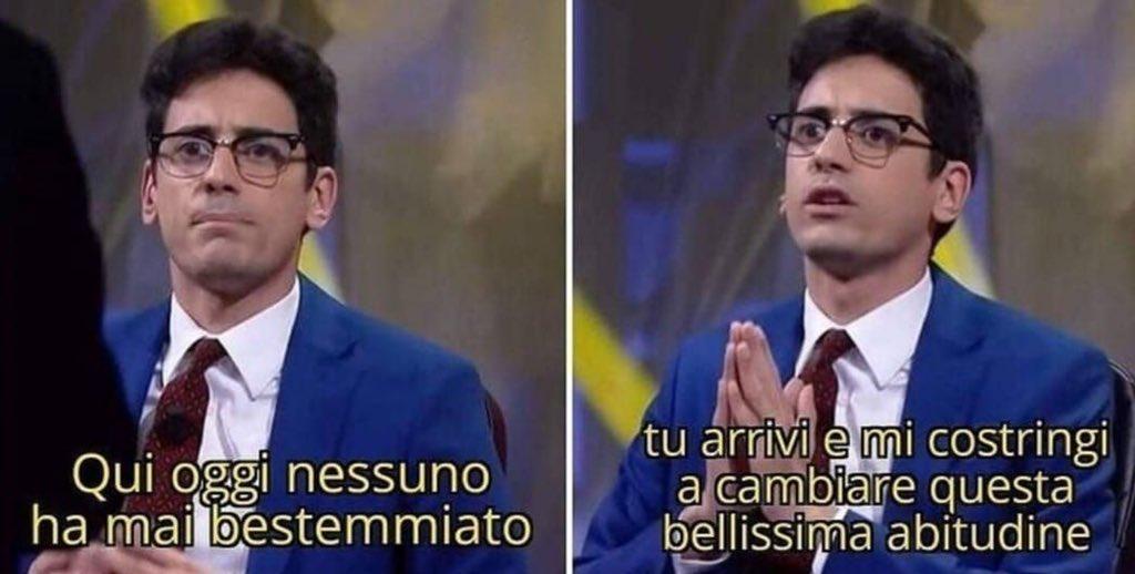 """mara&39;s tweet   """"Comunque la Rai che censura Fedez, ma invita Pio e Amedeo SEATMusicAwards21 •  ..."""