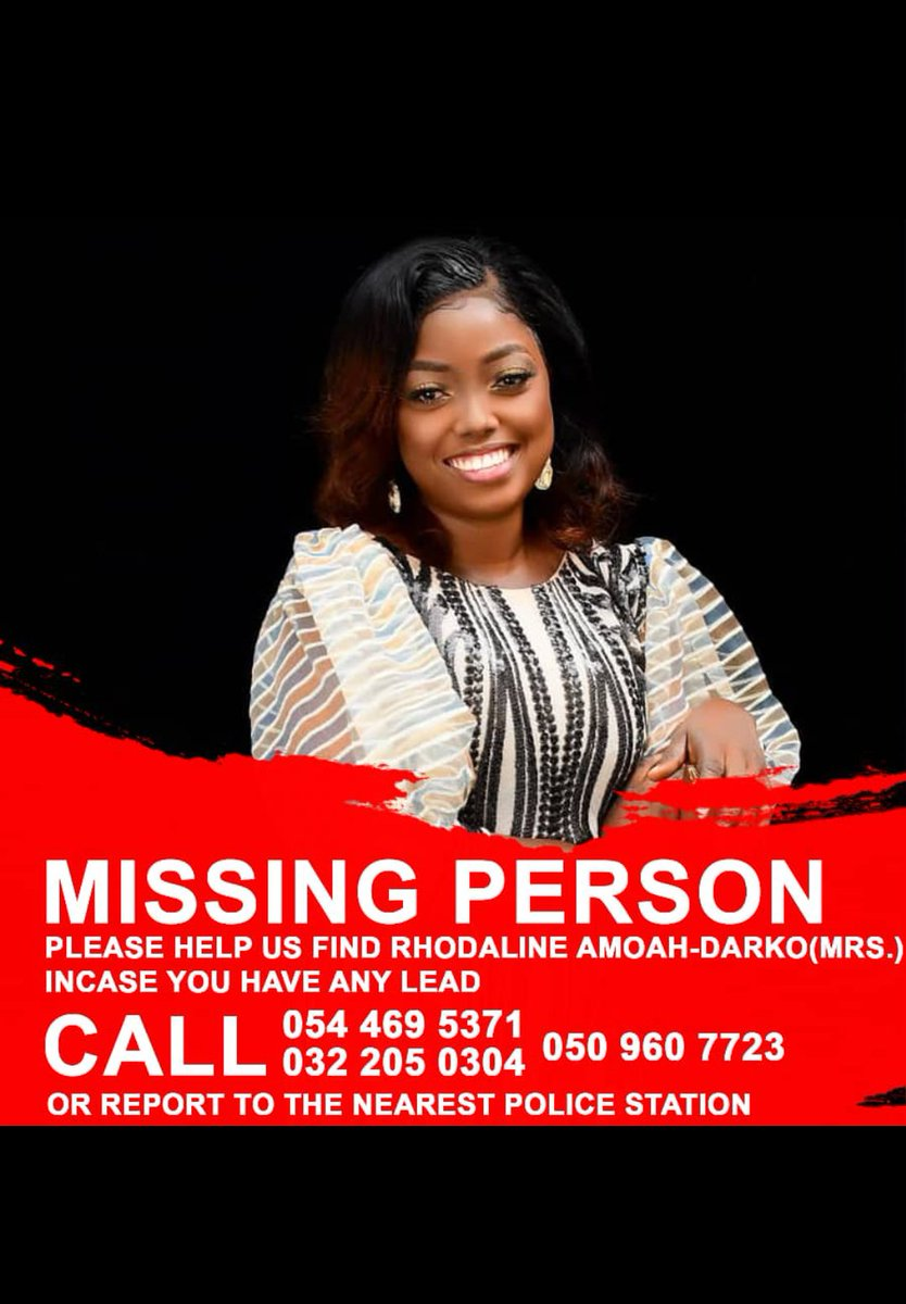 PLEASE SHE HAS STILL NOT BEEN FOUND AND ITS BEEN ALMOST A WEEK!! KINDLY RETWEET