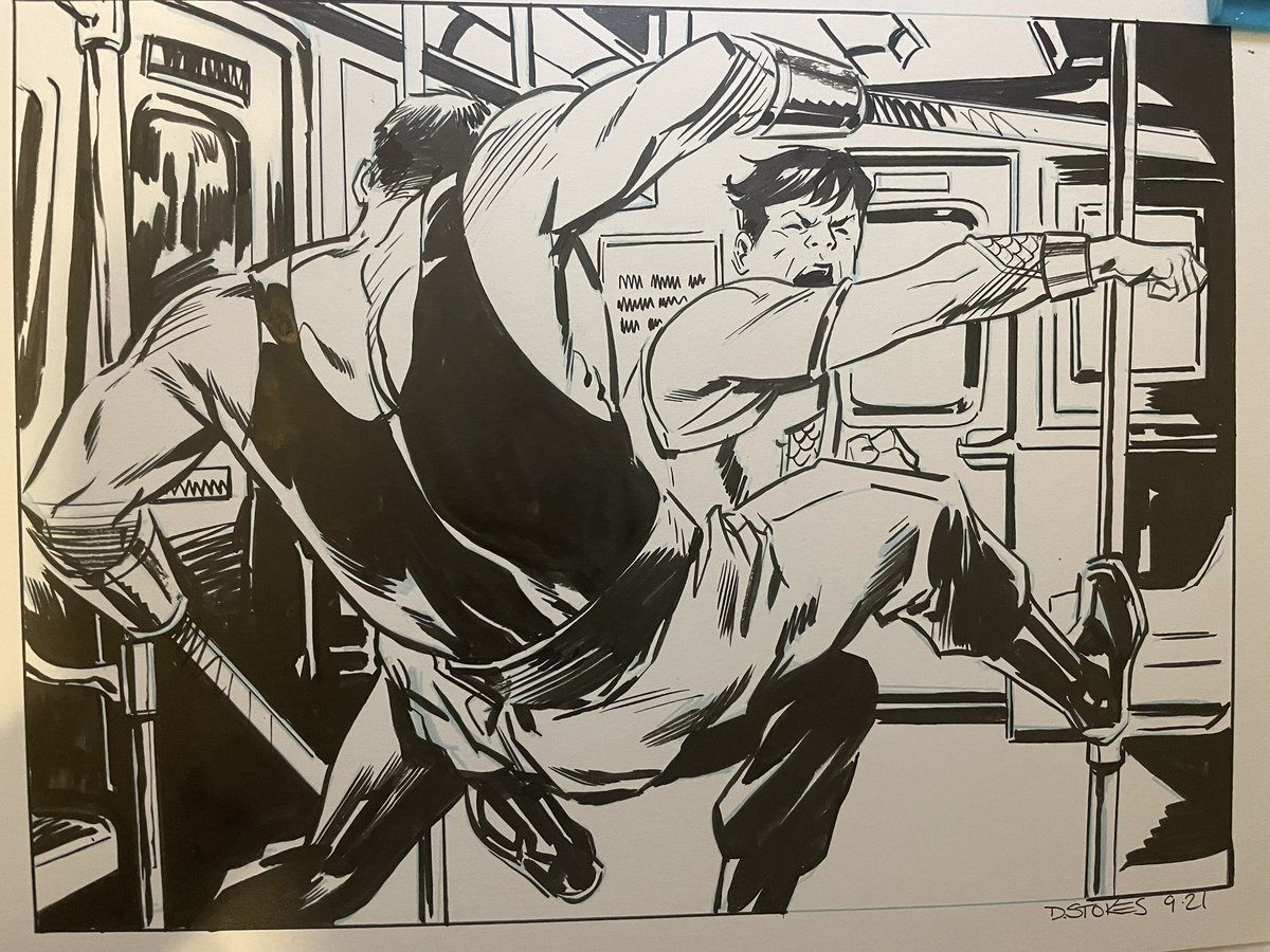 It's Shang Chi night over on @SooDLee Twitch stream tonight so here's a Shang Chi and that guy with the knife hands, Razor Face? Taser Fist? 🤷♂️