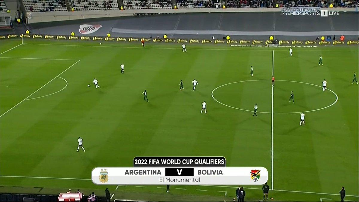 Full match: Argentina vs Bolivia
