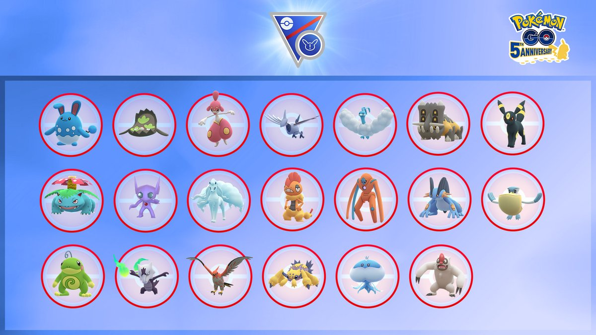 Are you prepared for the Great League Remix? Review the list of ineligible Pokémon to see what you'll need to prepare for! #GOBattle