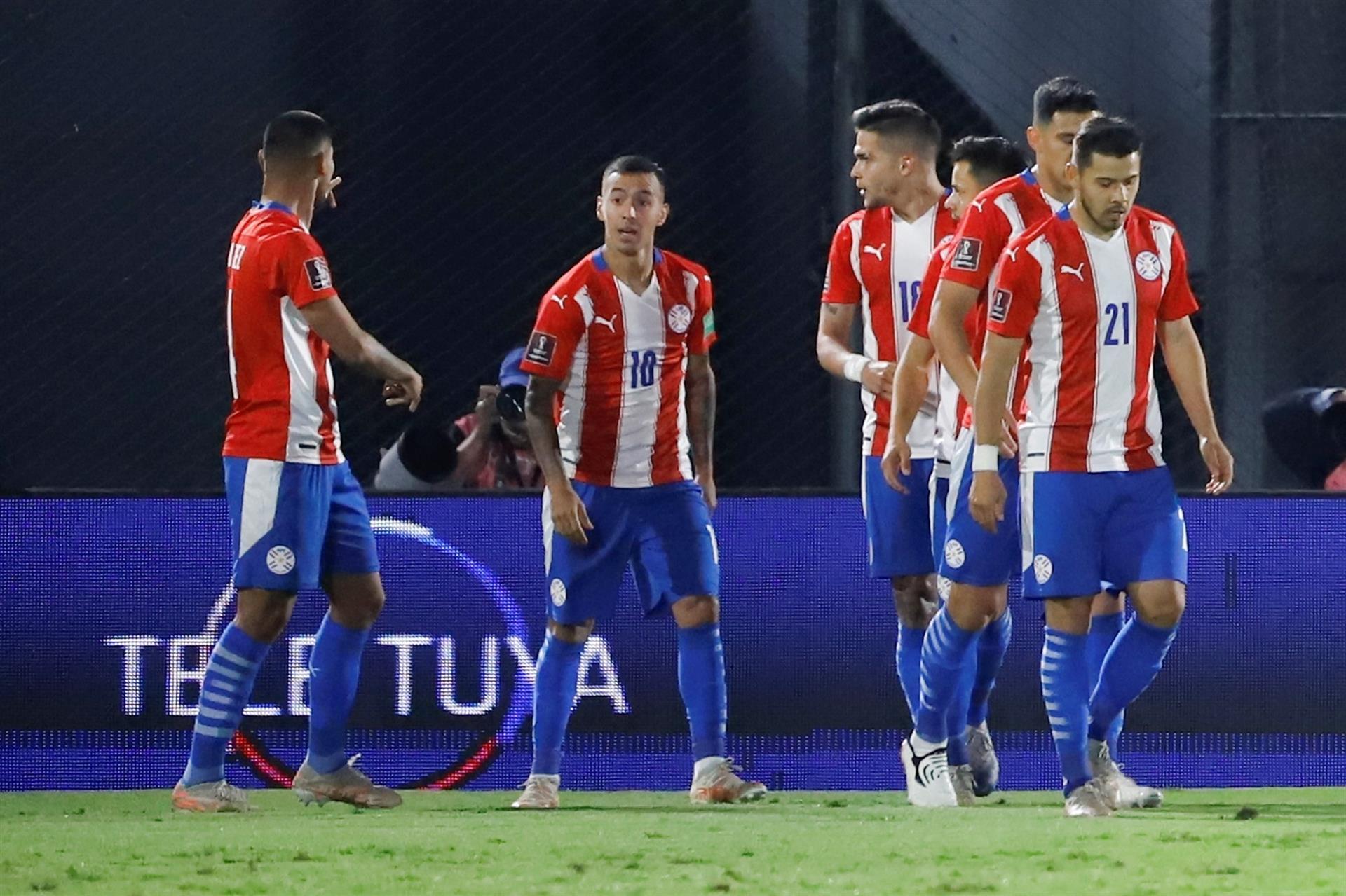 Paraguay vs Venezuela 2-1 Jornada 9 Eliminatorias CONMEBOL 2022