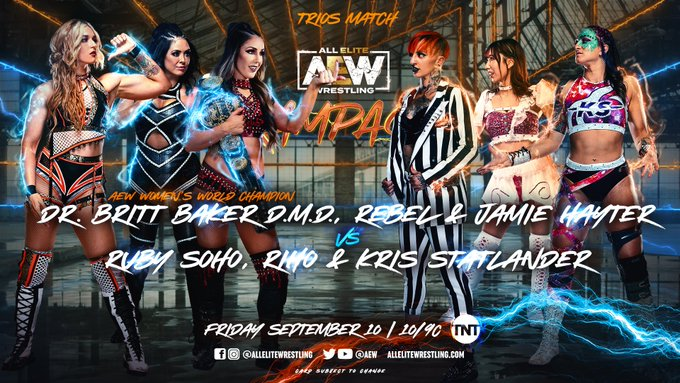 ⚡ 9/10/2021 AEW Rampage Thread: Tranquilo | Freakin' Awesome Network Forums