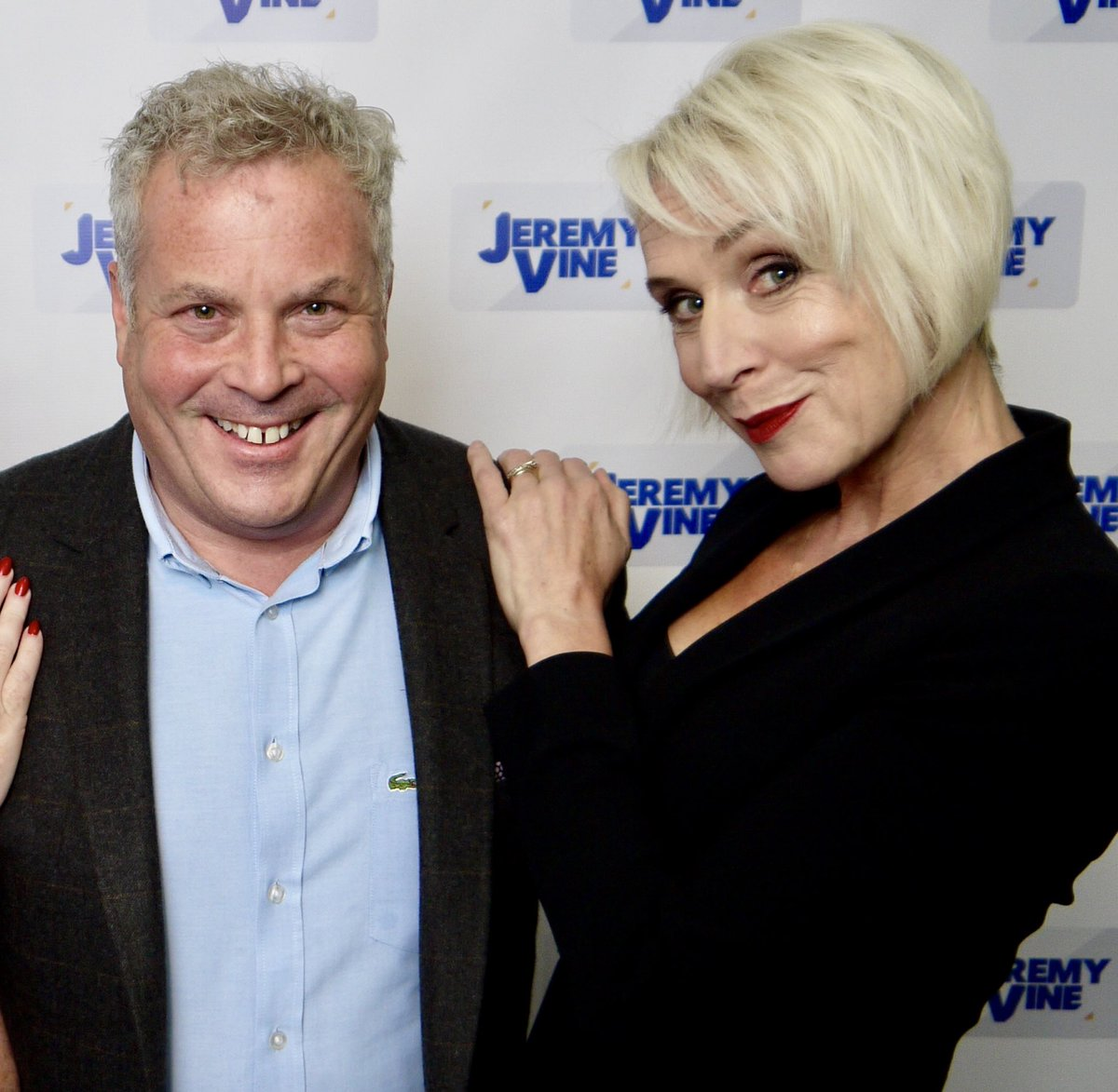 Wishing @theJeremyVine luck this morning as he's got to deal with this one on @JeremyVineOn5 today. Thoughts & prayers etc 😂@thejamesmax