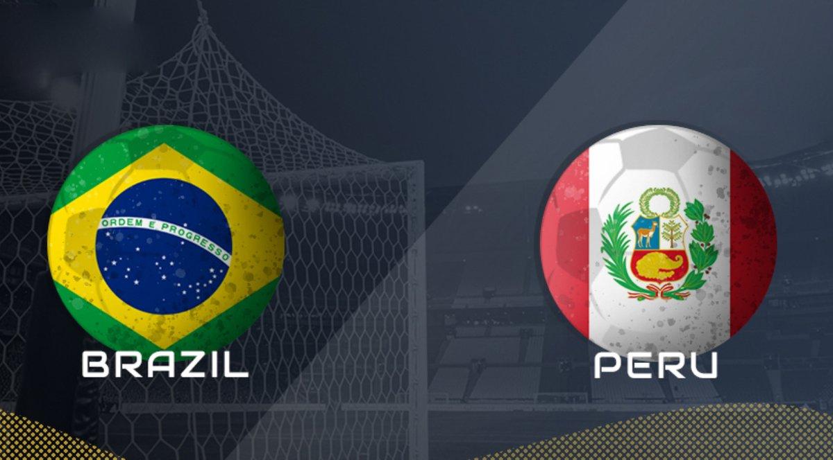 Brazil vs Peru Highlights 10 September 2021
