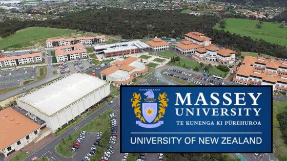 International Postgraduate Excellence Scholarship at Massey University, New Zealand