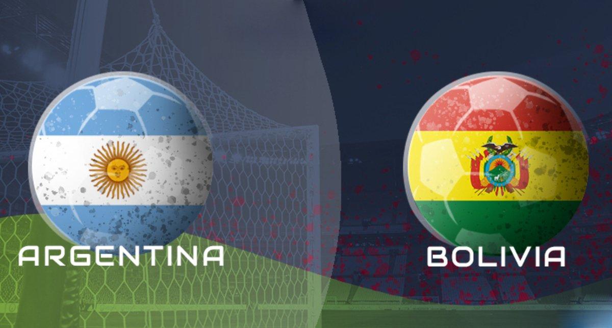 Argentina vs Bolivia Highlights 10 September 2021
