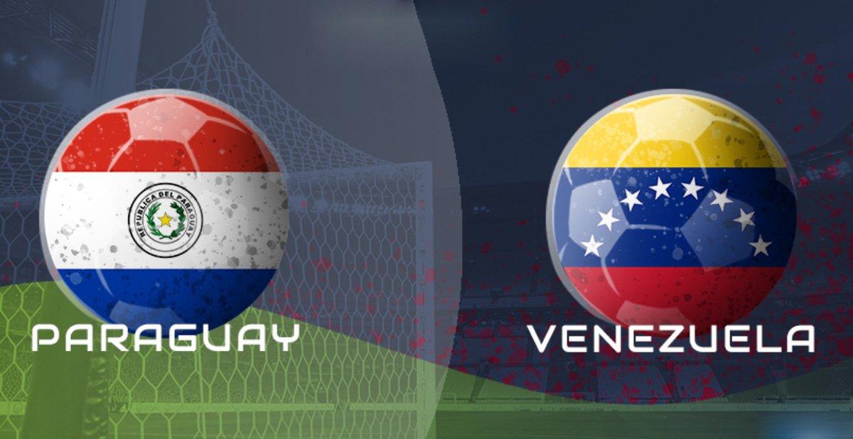 Paraguay vs Venezuela Highlights 10 September 2021