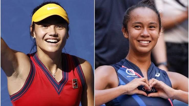 #USOpen'da gençler şen gençler finalde. 18y Raducanu ve 19y Fernandez harikalar, böyle bir özgüven ve tenis bu yaşta akıllara ziyan. 1999 USOpen'dan, Serena-Hingis finalinden sonra en genç final🌟