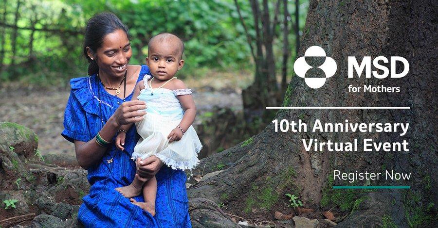 Sverige har bland den lägsta mödradödligheten i världen, kvinnor i många andra länder behöver vår hjälp. På tisdag firar vi tioårsjubileet av gemensamma insatser för att stärka kvinnor och de som vårdar mödrar. Anmäl dig kostnadsfritt här : https://t.co/odudPEjhXN #MSDformothers https://t.co/YOyxF3MPwr