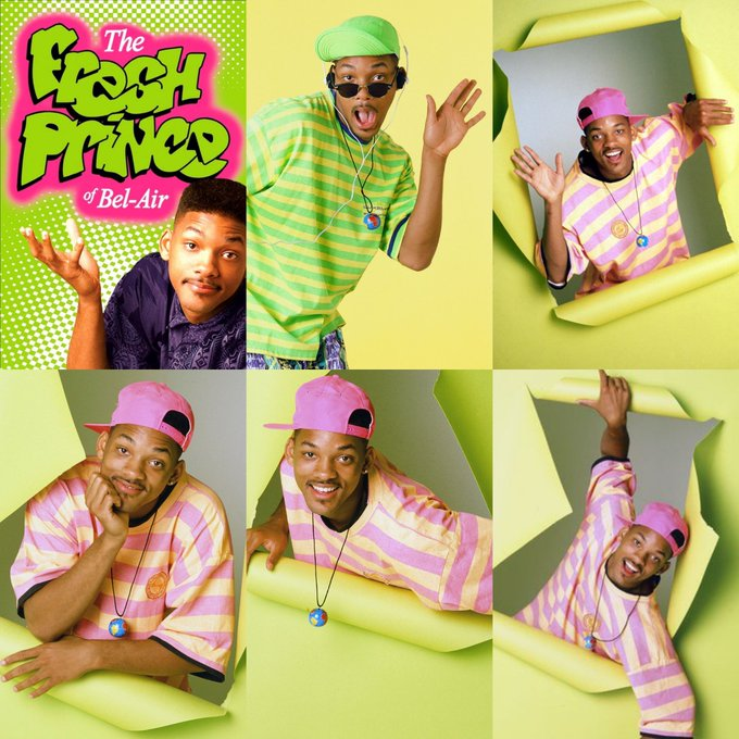 Happy 31st Anniversary To The Fresh Prince Of Bel Air. & Happy Early 53rd Birthday Will Smith.