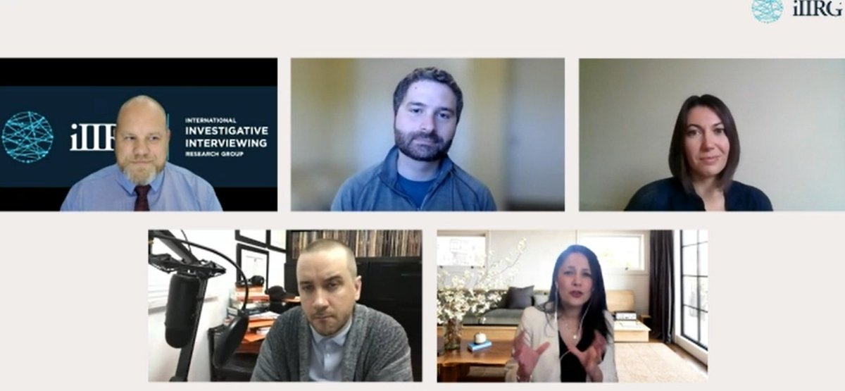 We are eagerly anticipating the final day of the #iIIRGVirtual2021. We will be launching the day with an inspirational discussion delivered by academics and practitioners from across the world discussing their individual career journeys #VirtualEvents #International #GoLive