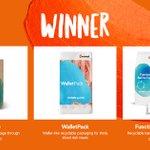 Image for the Tweet beginning: #AwardsAlert – Our sustainable packaging