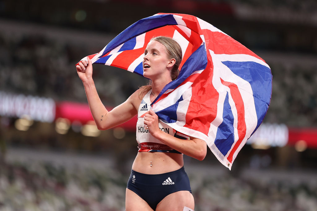 British champion 🇬🇧 Olympic silver medallist 🥈 Diamond League champion 🏆  2021 has been some year for @keelyhodgkinson 👏