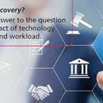 Image for the Tweet beginning: What is eDiscovery and how