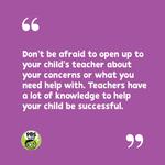 A great #backtoschool tip from #PBSKids!