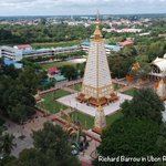 Image for the Tweet beginning: #VirtualThailand: Wat Phra That Nong