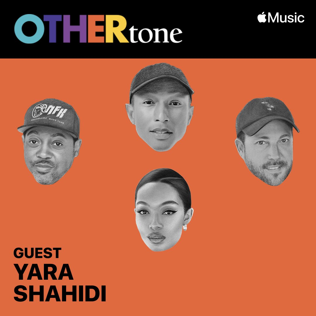 ✅ Actress ✅ Model ✅ Student ✅ Activist ✅ #OTHERtone's next guest  Yara Shahidi will be joining us tomorrow at 3pm PT, only on @AppleMusic: https://t.co/2ZeIuznTk7 https://t.co/uqOQ816UgJ