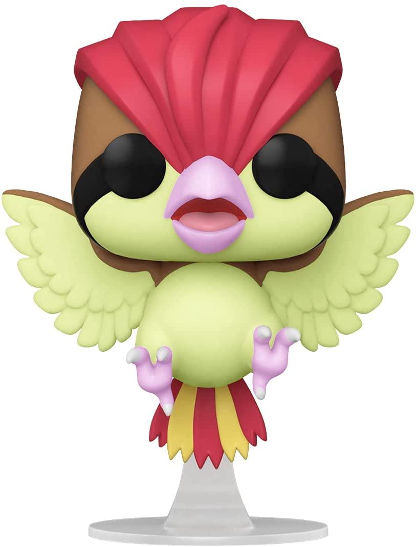 Pre-order the Funko Pop! Games: Pokémon S8 - Piedgeotto for $8.99 on Amazon. ()