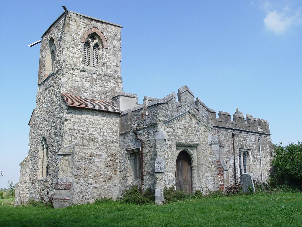 At the end of July, just days after completing a £150k re-roofing project, St Mary Magdalene's church in Caldecote was vandalised. We're thrilled to announce that the church will be open this Sunday and the next as part of #HeritageOpenDays 2021.