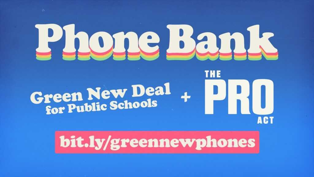 👨🏻⚖️Captive audience meetings are legal in the US. 📣But if enough people flood congress' phones to ensure the #PROAct stays in their budget reconcillation bill, they'll be banned by 9/27. ☎️RSVP to win some damn labor rights! → bit.ly/greennewphones twitter.com/LaurenKGurley/…