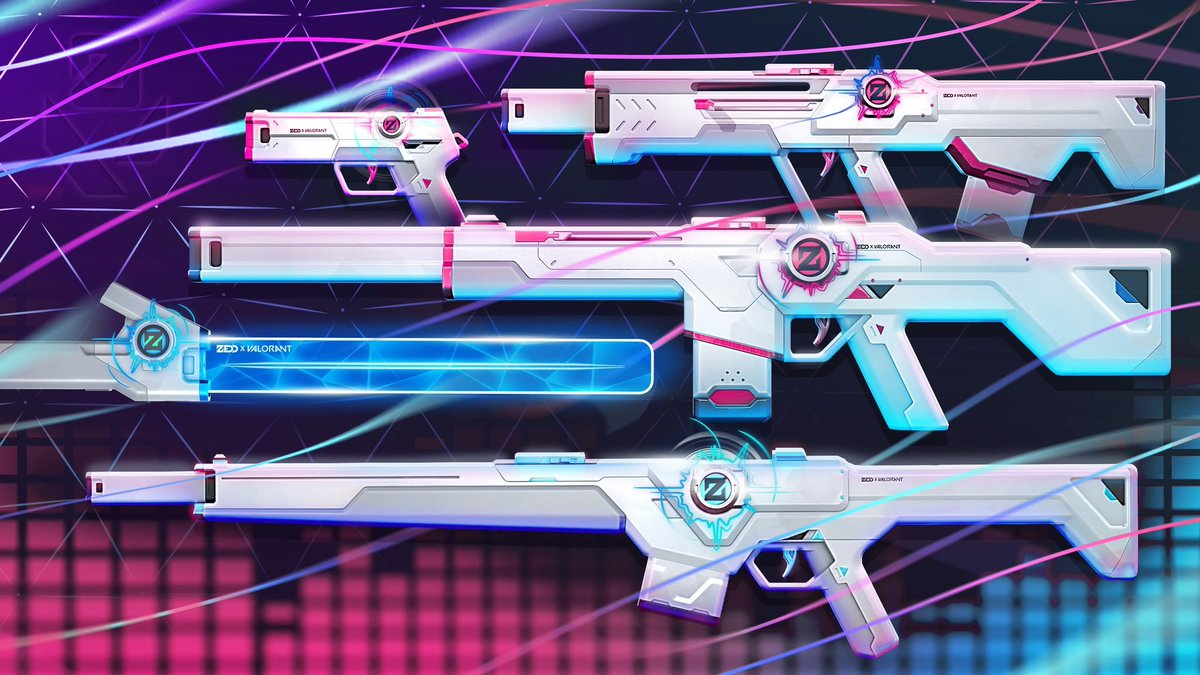 The new Zedd skins are so aesthetically pleasing 😍