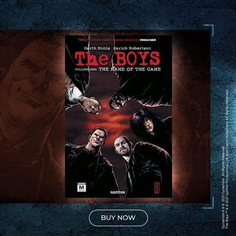 All the director's cut editions of the worldwide phenomenon The Boys have now sold out! You can still catch volume 1 or just get issue one as an #NFT for just $6.99!  #NFTs #NFTcollection #nftcollector
