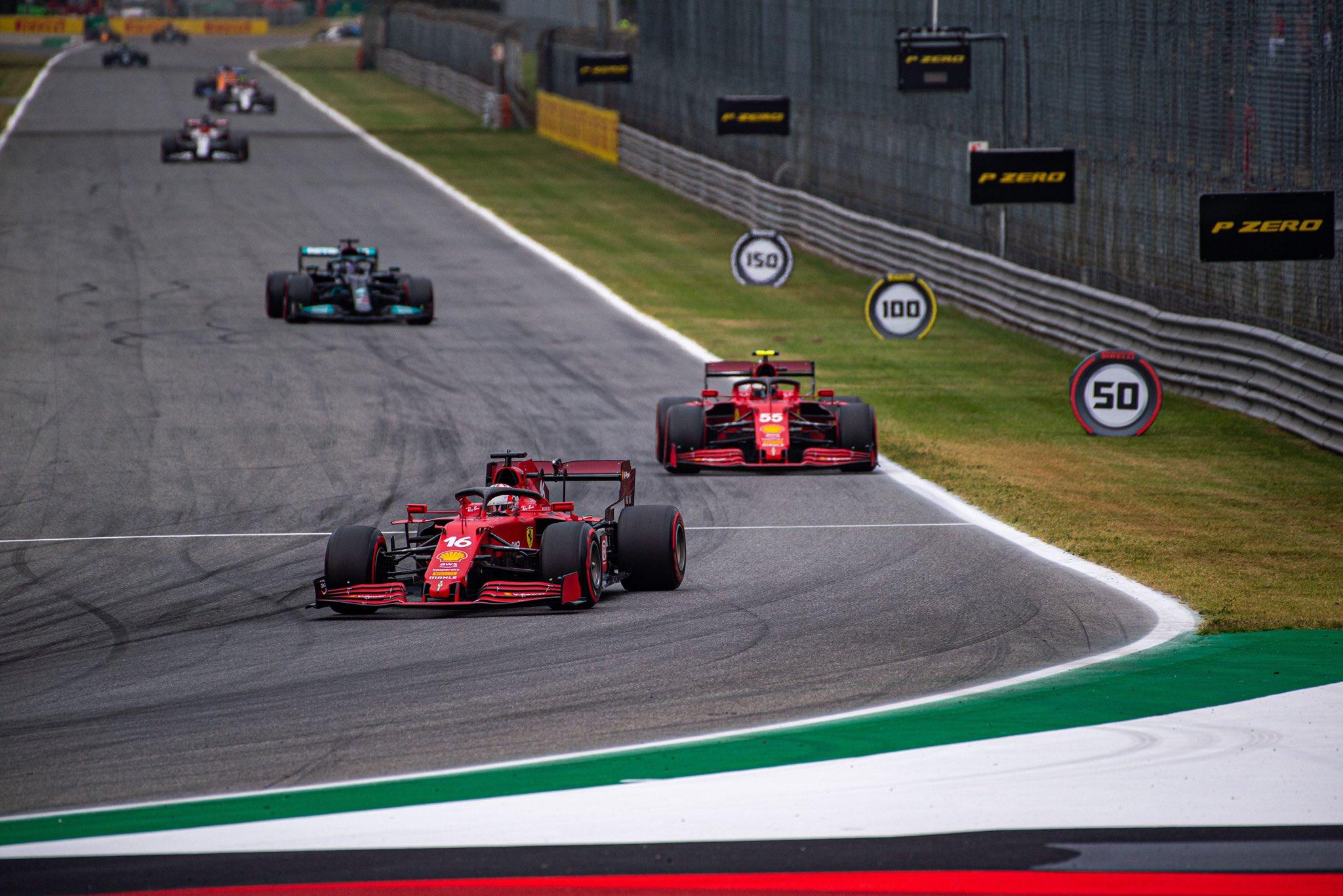 Laurent Mekies gives verdict on Monza qualifying | 2021 Italian GP