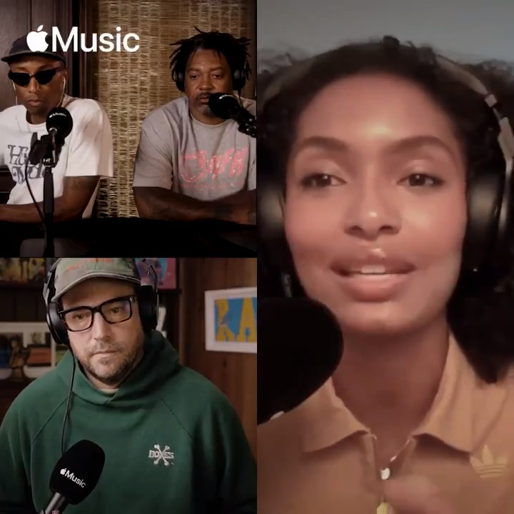 Yara Shahidi is our special guest today ✨  We're talking her experience at Harvard so far, her unique upbringing, and the significant role music plays in her life. Tune in to #OTHERtone now, only on @AppleMusic: https://t.co/2ZeIuznTk7 https://t.co/pirHopNL2S
