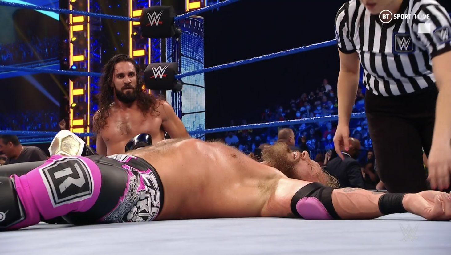 Edge Written Of WWE Storyline Following Brutal Loss Against Seth Rollins 38