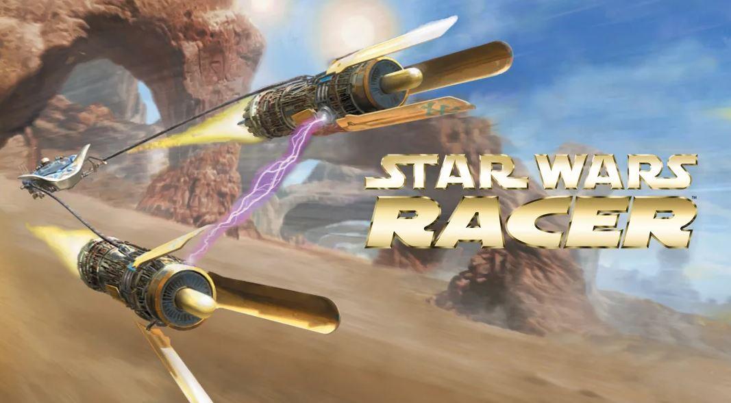 STAR WARS Episode I Racer (S) $7.49 via eShop.