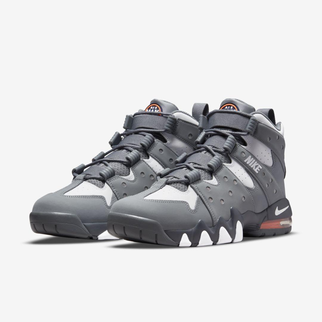 Available via Footlocker Nike Air Max CB '94 'Cool Grey' =