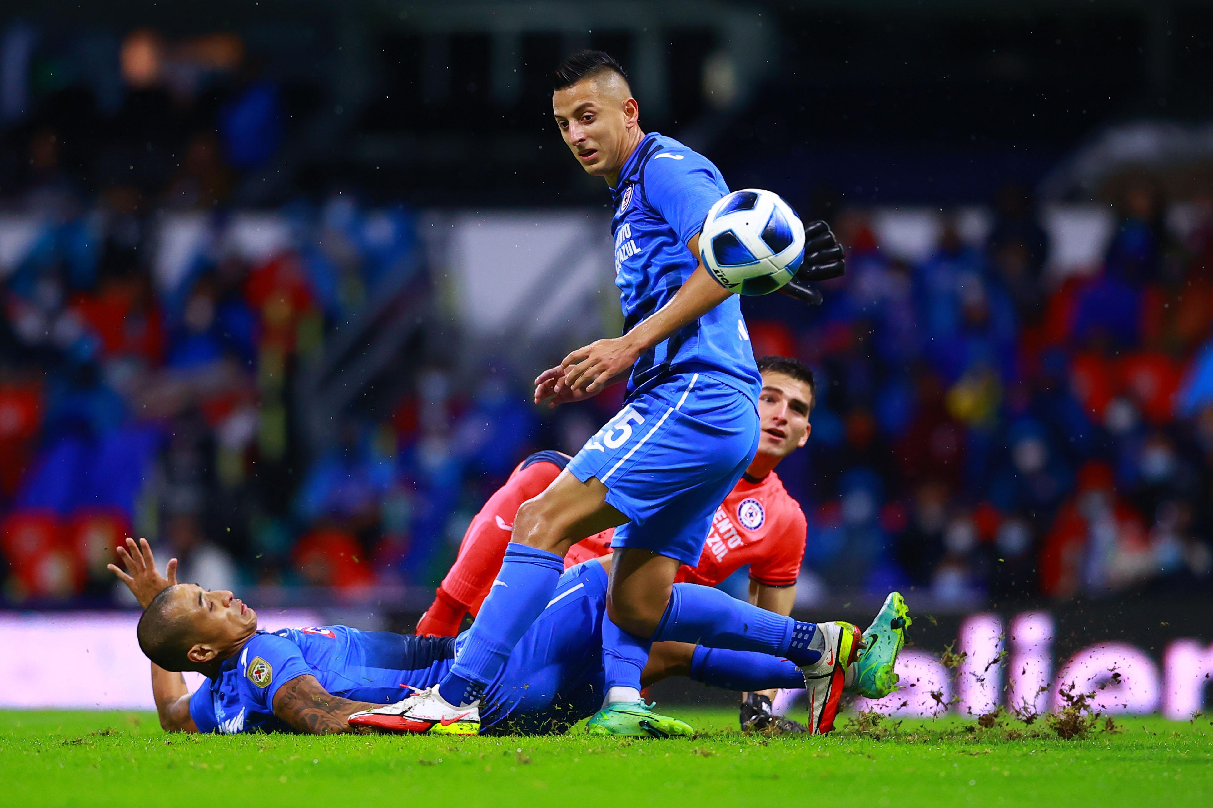 Cruz Azul vs Pachuca 1-1 Torneo Apertura 2021