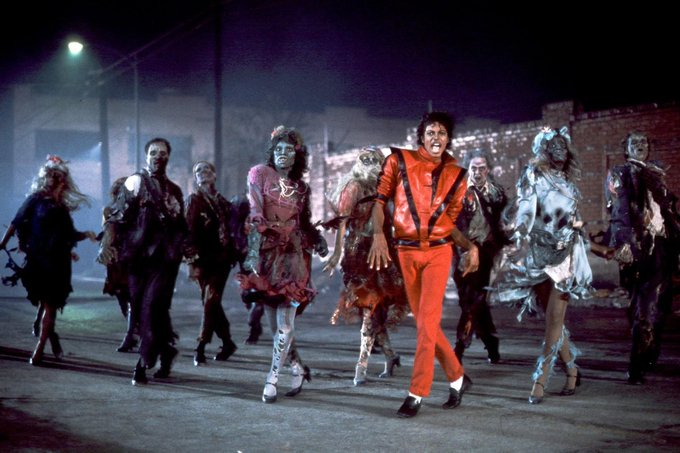 Happy Birthday to Michael Jackson!!