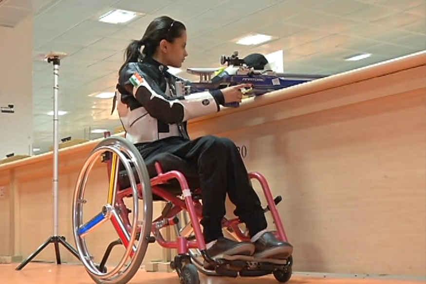 Avani Lekhara wins maiden GOLD for India at Tokyo Paralympics; Yogesh Kathunia won SILVER; Devendra Jajharia in action