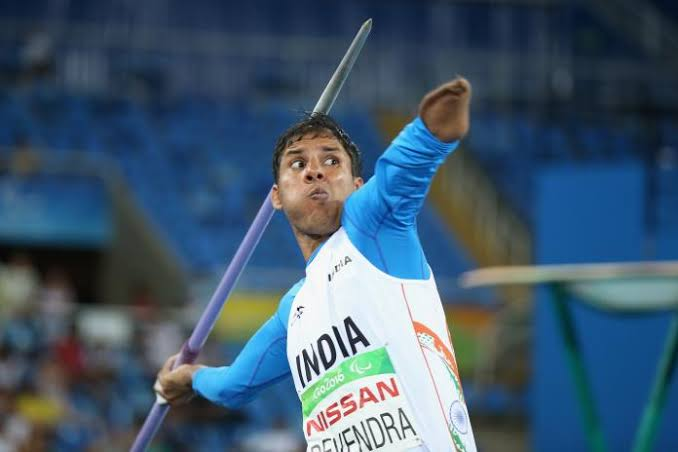 टोक्यो पैरालंपिक: भाला फेंक में देवेंद्र झाझरिया ने रजत पदक और सुंदर सिंह ने कांस्य जीता