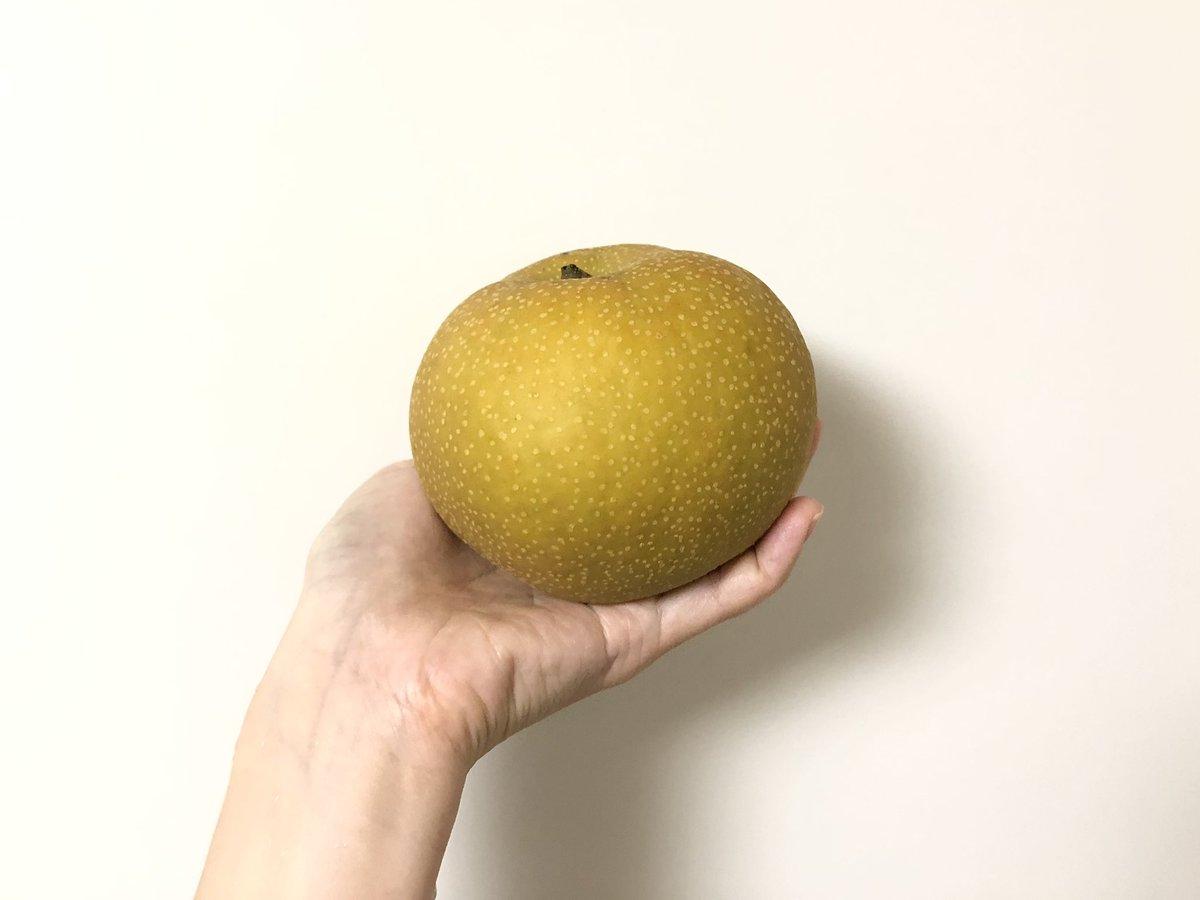 梨はスティック型に切ると食べやすい!JA全農が勧める切り方が話題に!